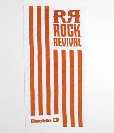 Rock Revival Brand Event Beach Towel