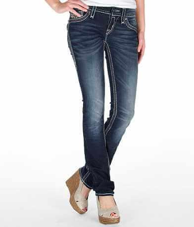Rock Revival Avery Straight Stretch Jean