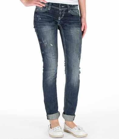 BKE Stella Cuffed Ankle Skinny Stretch Jean