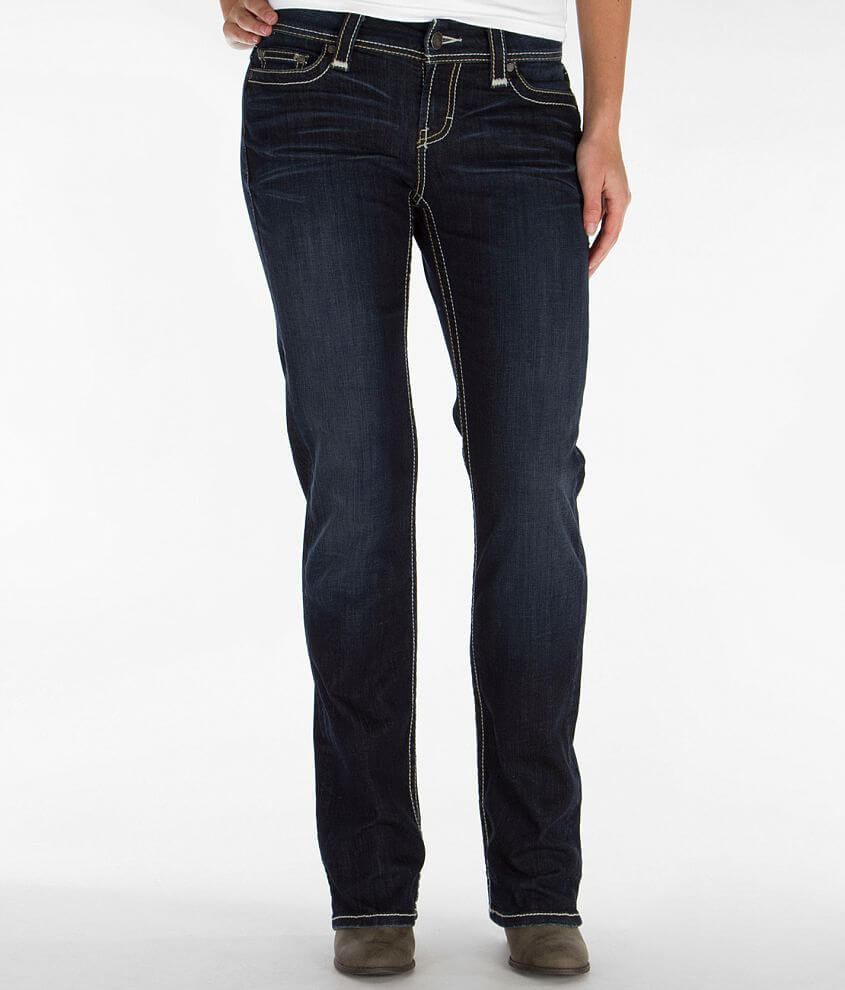 BKE Harper Boot Stretch Jean front view