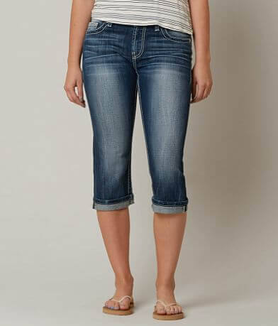 BKE Harper Stretch Cropped Jean