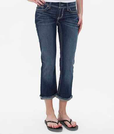 BKE Stella Cropped Stretch Jean