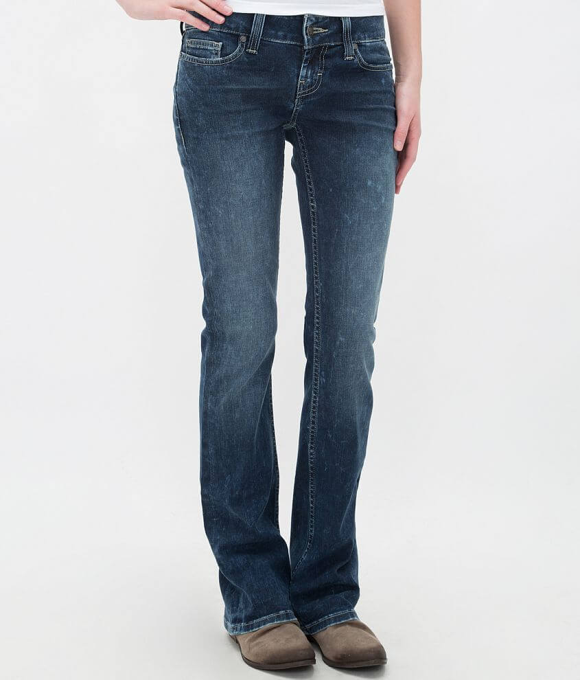 BKE Sabrina Boot Stretch Jean front view