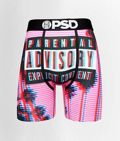 PSD Parental Advisory Stretch Boxer Brief