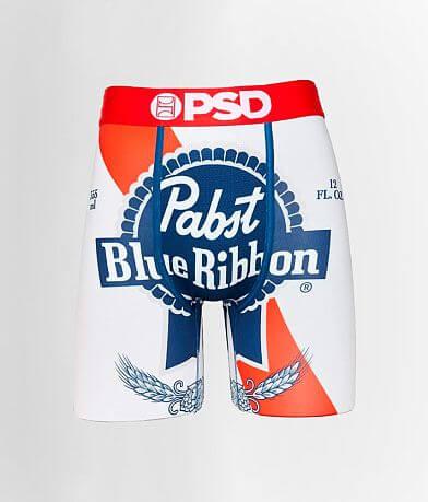 PSD Pabst Blue Ribbon® Stretch Boxer Briefs