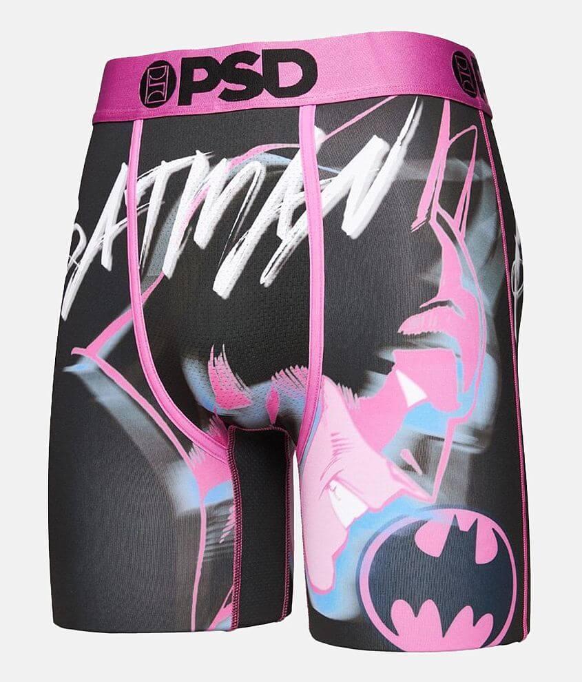 PSD DC Glitch Batman Stretch Boxer Briefs front view