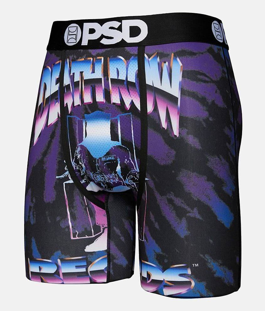 PSD Metal Death Row Stretch Boxer Briefs front view