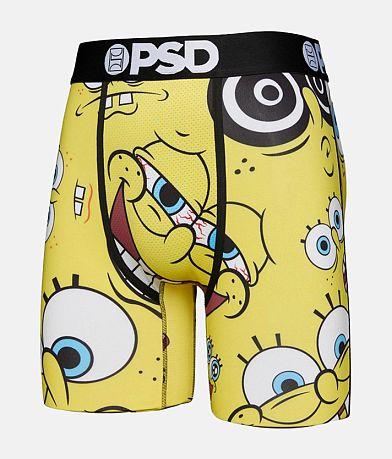 PSD SpongeBob SquarePants Stretch Boxer Briefs