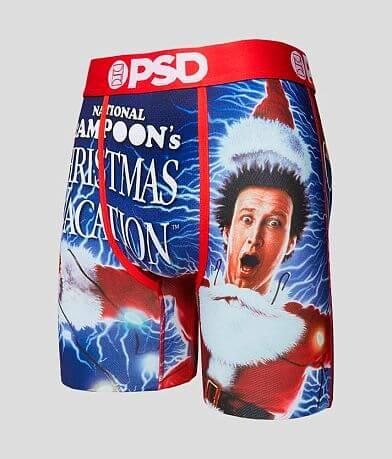 PSD Christmas Vacation Movie Stretch Boxer Briefs