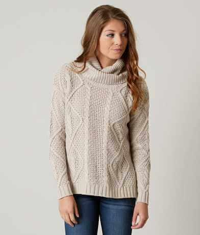 BKE Cable Knit Sweater