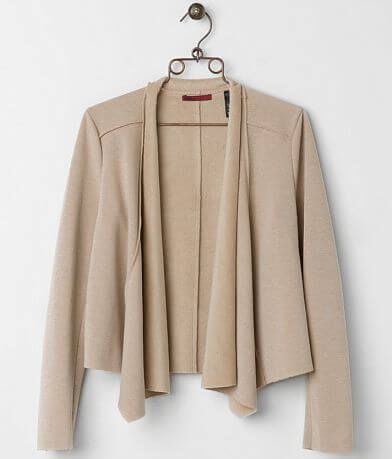 red by BKE Flyaway Cardigan