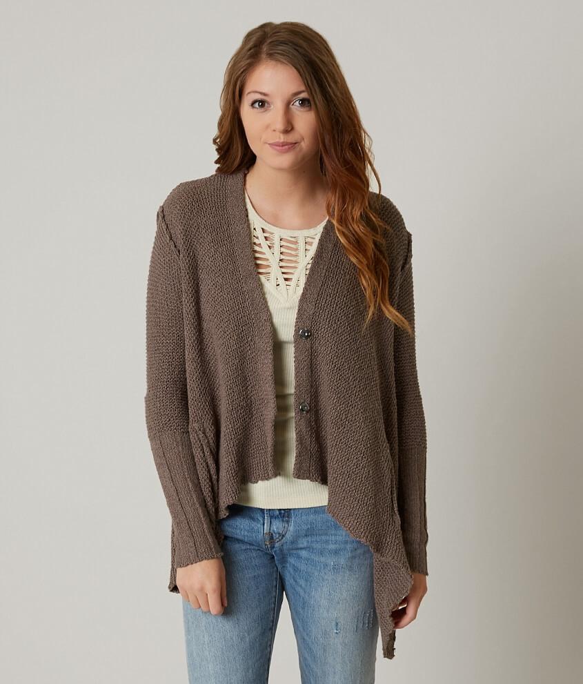 Gimmicks Oversized Cardigan Sweater - Women's Sweaters in Deep ...