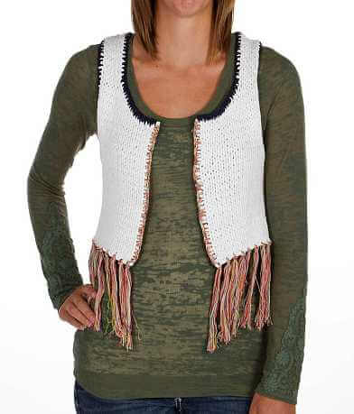 Gimmicks Crochet Sweater Vest