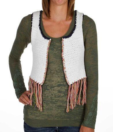 Gimmicks Crochet Sweater Vest