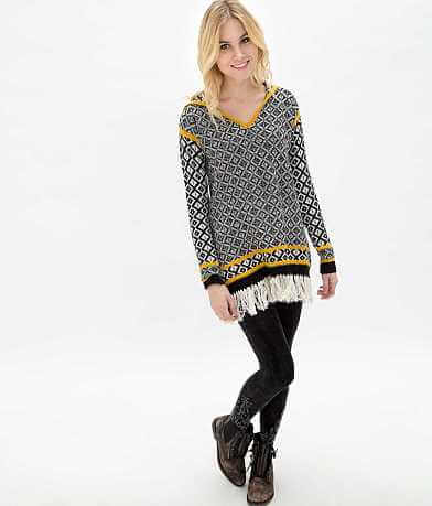 Gimmicks Ikat Sweater