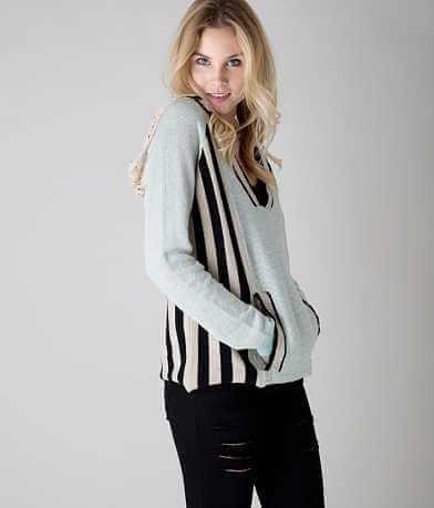 Gimmicks Striped Sweater