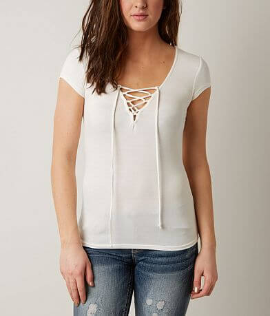 Polly & Esther Solid Top