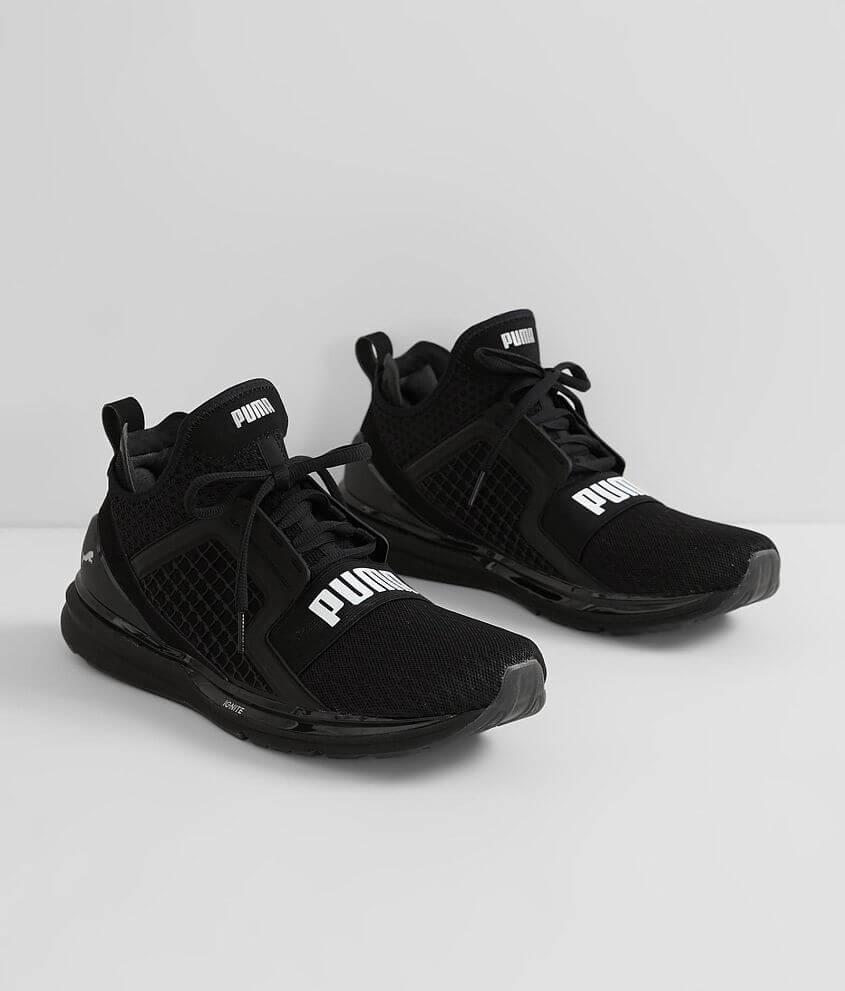 5d3f0ba505b Puma Ignite Limitless Shoe - Men s Shoes in Puma Black