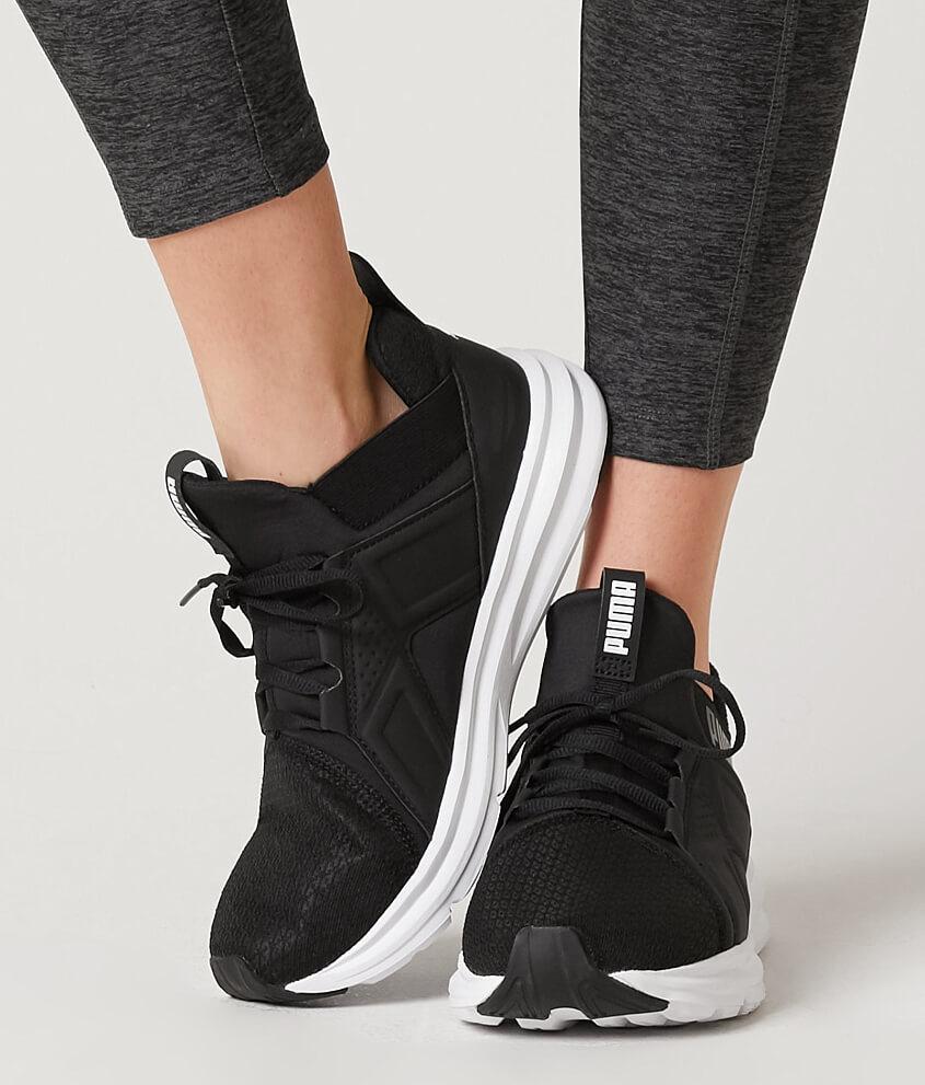 Puma enzo shoe womens shoes in puma black buckle nvjuhfo Choice Image