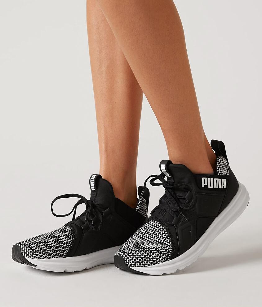 Puma enzo shift shoe womens shoes in puma black puma white buckle nvjuhfo Choice Image