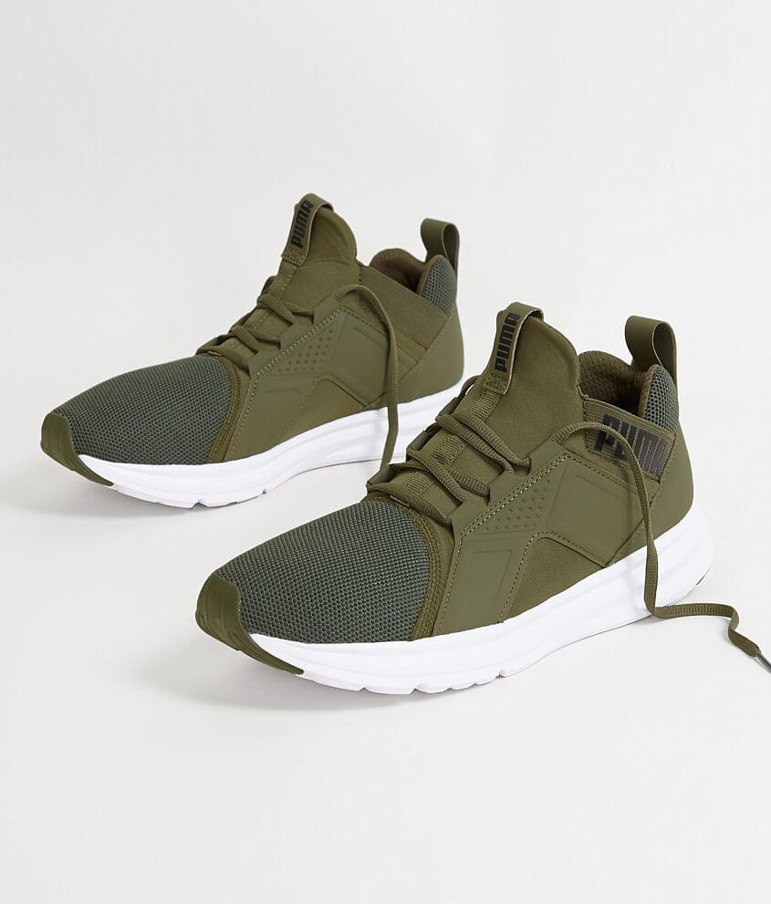 c4f75c11b63 Puma Enzo Shoe - Men s Shoes in Olive Night Puma