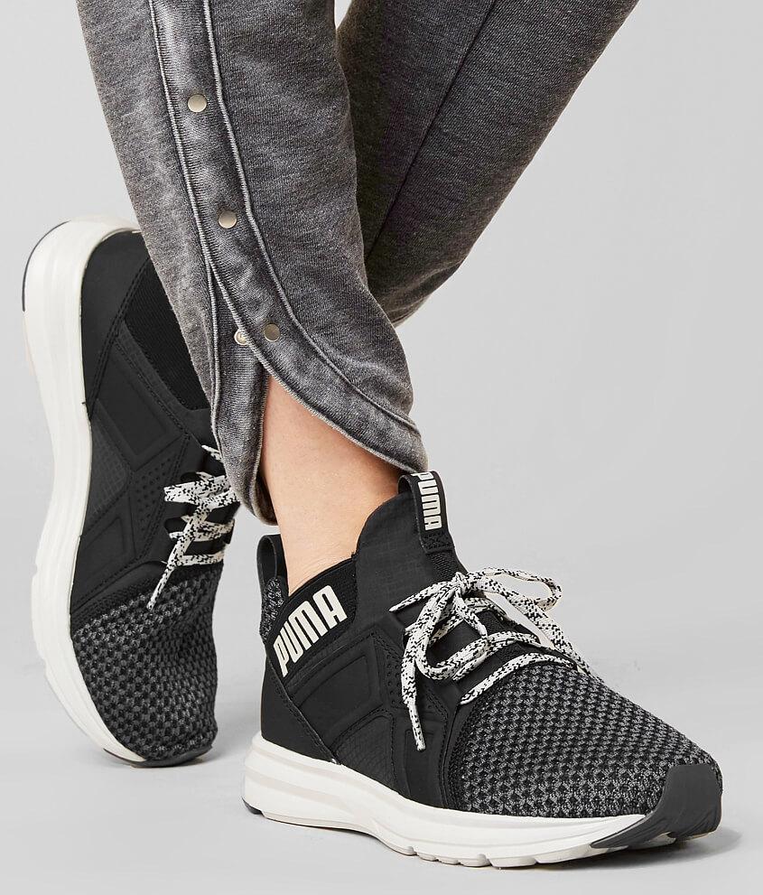 Puma enzo terrain shoe womens shoes in periscope puma black puma enzo terrain shoe womens shoes in periscope puma black gray buckle nvjuhfo Choice Image