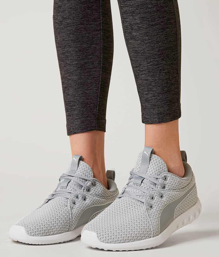 Puma carson 2 shoe womens shoes in quarry puma white buckle nvjuhfo Choice Image