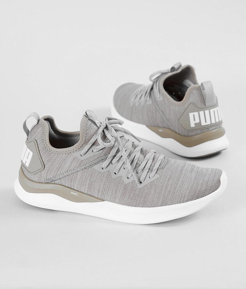 the latest 95d7a 46463 Puma Ignite Flash EvoKNIT Shoe - Men's Shoes in Rock Ridge ...