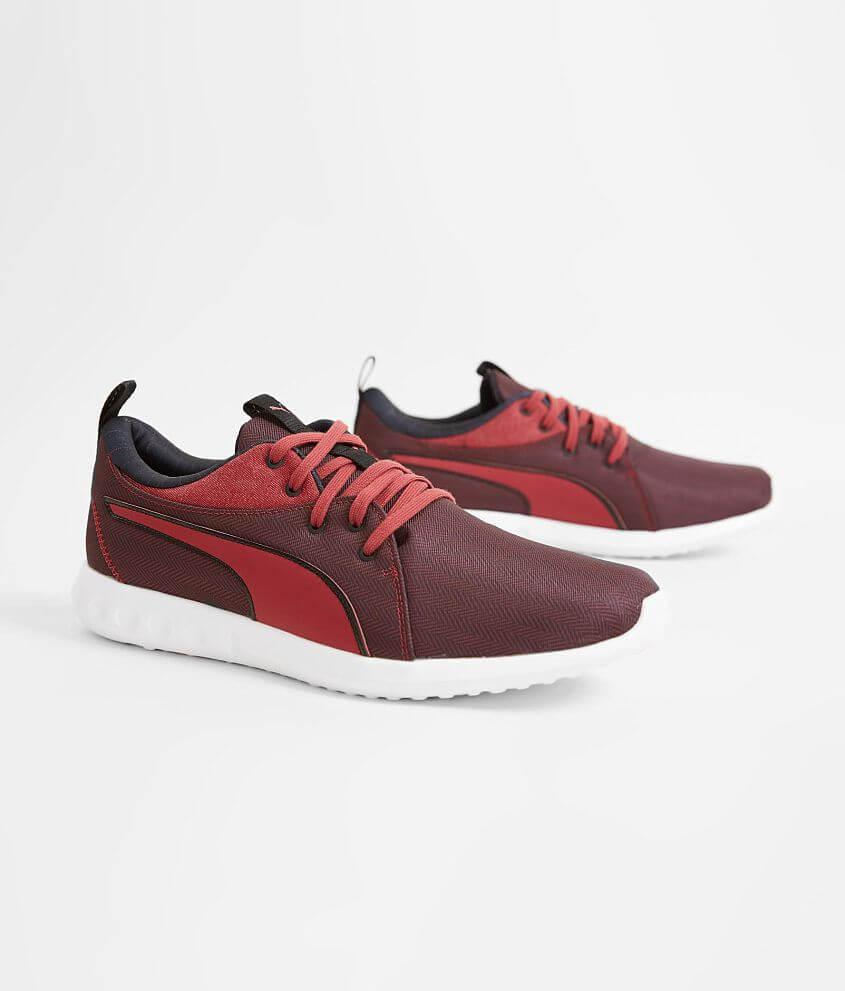 check-out 9b638 d0ef1 Puma Carson 2 Shoe - Men's Shoes in Tibetan Red Puma Black ...