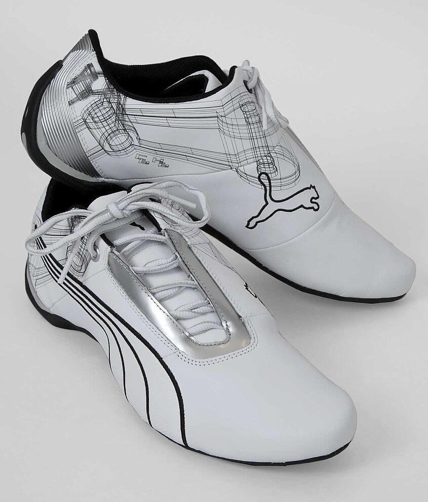 Puma Future Cat S1 Shoe - Men s Shoes in White White  032306ddd