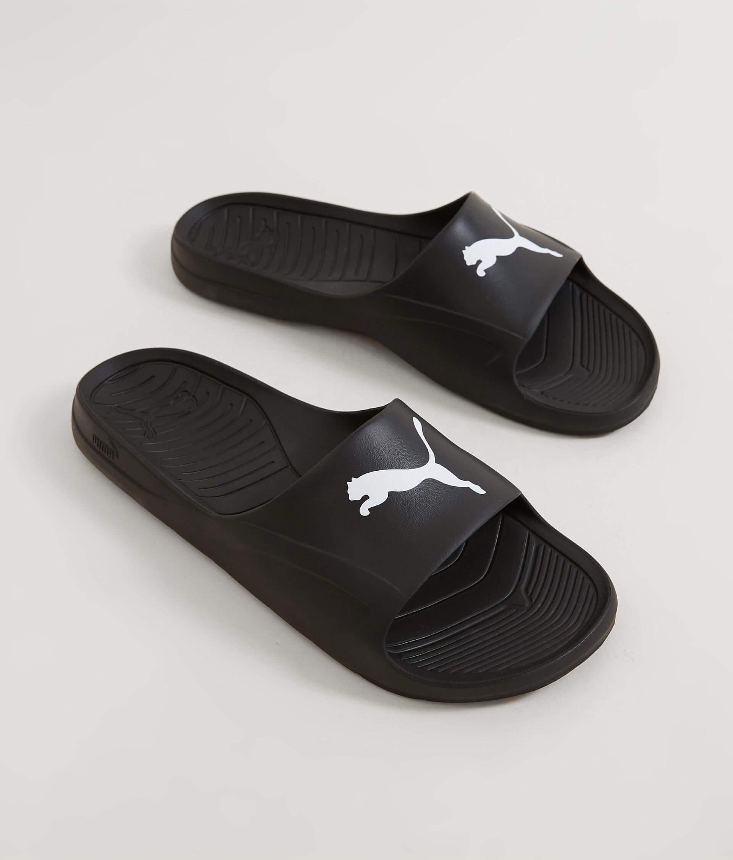 e80d6f55987 Puma Divecat Slide - Men s Shoes in Black White