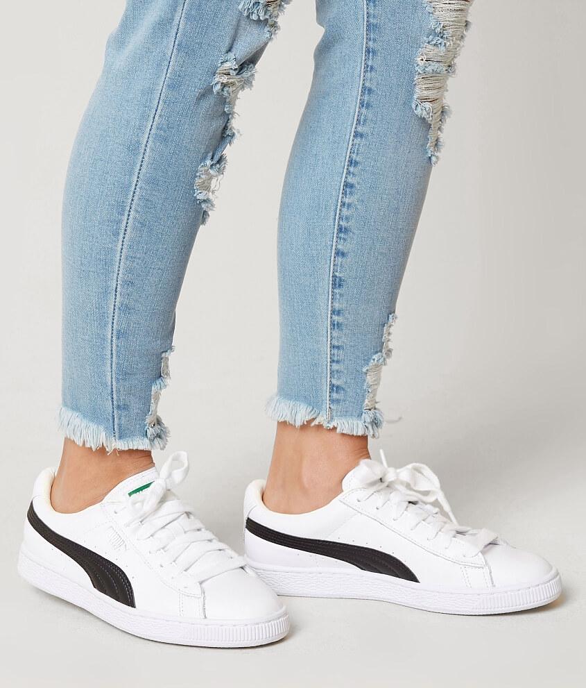 puma basket womens shoes