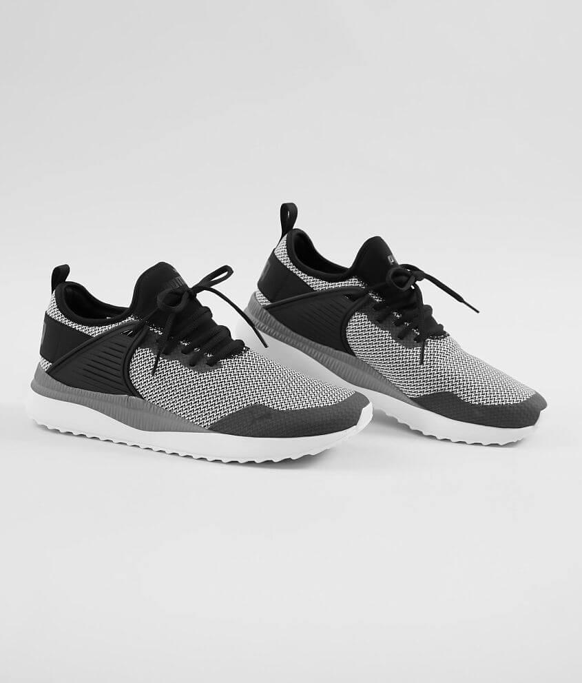 Puma Pacer Next Cage Shoe - Men s Shoes in Puma Black Puma Black ... 08e8f6de6
