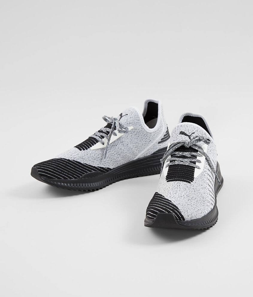 4812e1b6c09 Puma Avid EvoKNIT Shoe - Men s Shoes in White Black