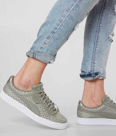 Puma Basket Satin Shoe