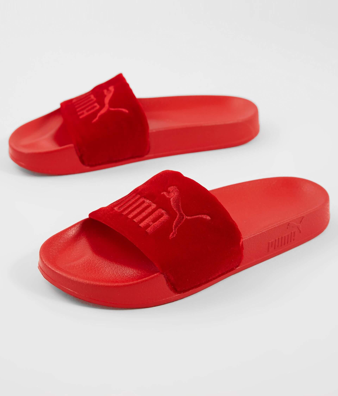 3359d2a05e9 Puma Leadcat Sandal - Women s Shoes in Barbados Cherry