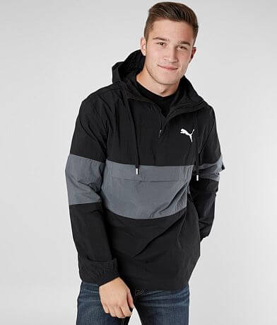 Puma Windbreaker Hooded Jacket