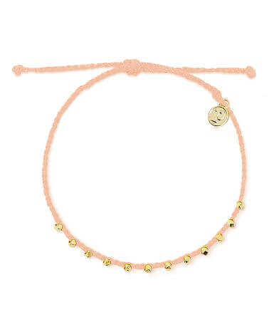 Pura Vida Beaded Ankle Bracelet