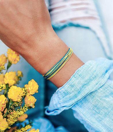 Pura Vida Charity: Water Bracelet