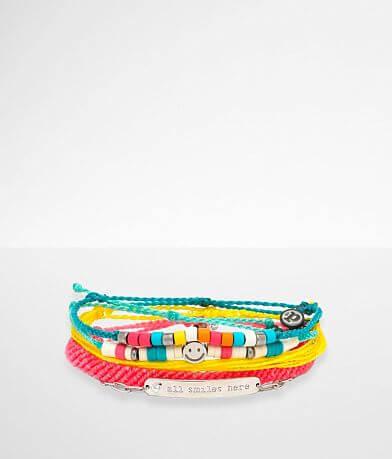 Pura Vida Charli D'Amelio 5 Pack Bracelet Set