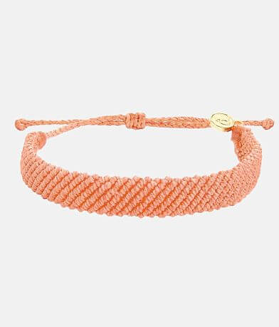 Pura Vida Flat Braided Bracelet