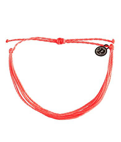 Pura Vida Classic Neon Bracelet