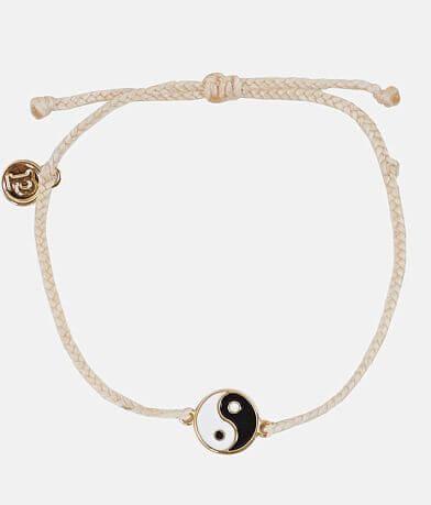 Pura Vida Yin Yang Charm Bracelet