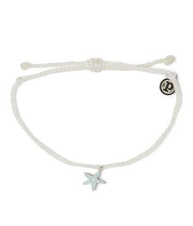 Pura Vida Starfish Charm Bracelet