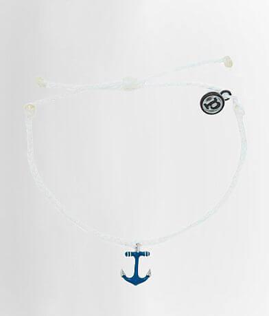 Pura Vida Anchor Charm Bracelet