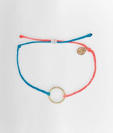 Pura Vida Circle Charm Bracelet
