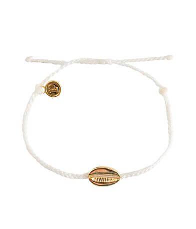 Pura Vida Seashell Charm Bracelet