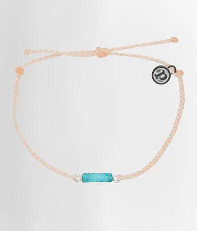 Pura Vida Stone Charm Bracelet