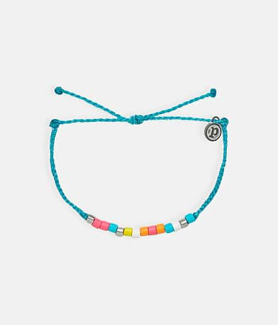 Pura Vida Happiness Heshi Bead Bracelet