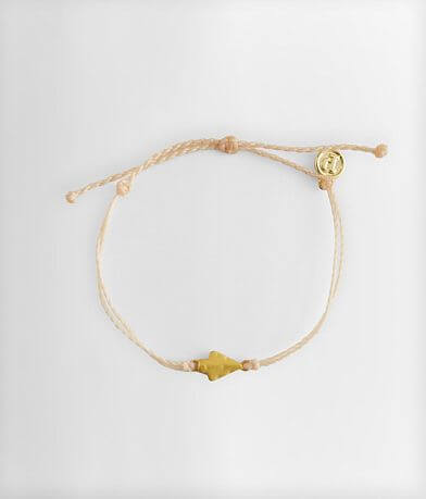 Pura Vida Arrowhead Charm Bracelet